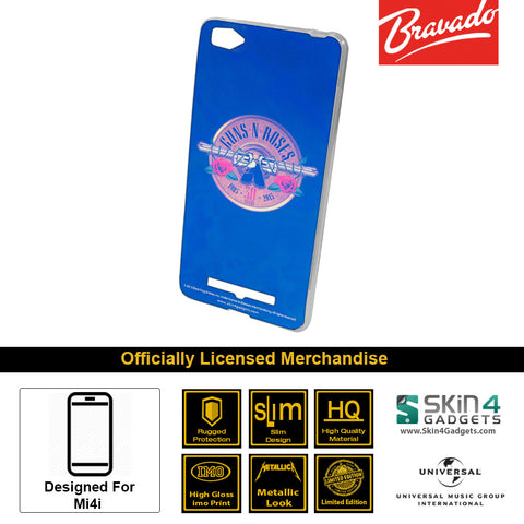 Phone Case For Mi4i  Artist: Guns n Roses Emblem  30 Years Edition