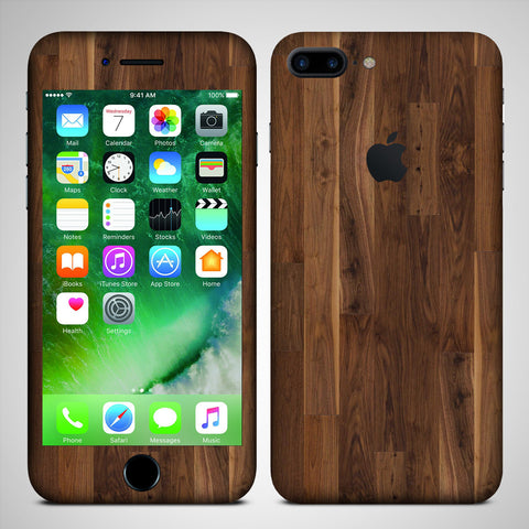 wooden pattern 10  iPhone 7 Plus designer skin