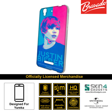 Phone Case For Micromax Yureka  Artist: Justin Bieber Face