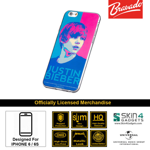 Phone Case For iPhone 6s Plus,6 Plus  Artist: Justin Bieber Face.