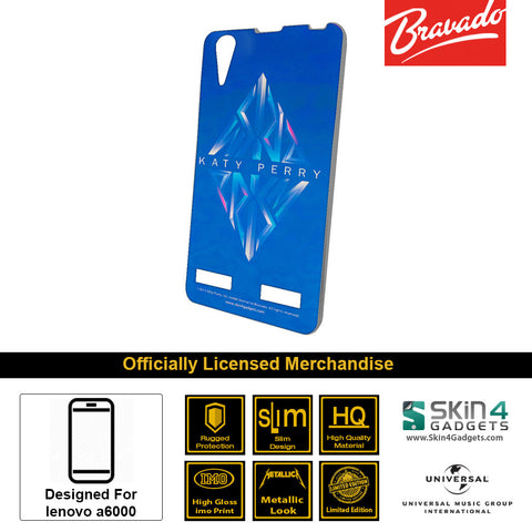 Phone Case For Lenovo A6000  Artist:  Katy Perry Prism Blue
