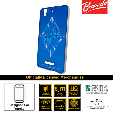 Phone Case For Micromax Yureka  Artist: Katy Perry Prism Blue