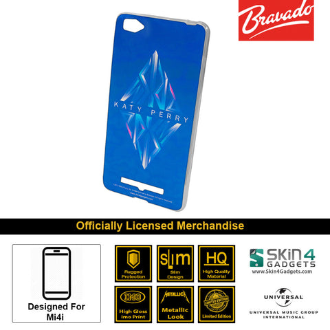 Phone Case For Mi4i  Artist: Katy Perry Prism Blue