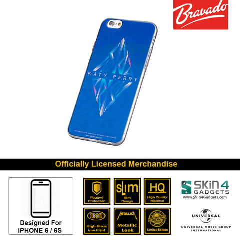 Phone Case For iPhone 6s Plus,6 Plus   Artist: Katy Perry Prism Blue.