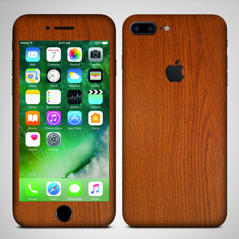 wooden pattern 12  iPhone 7 Plus designer skin