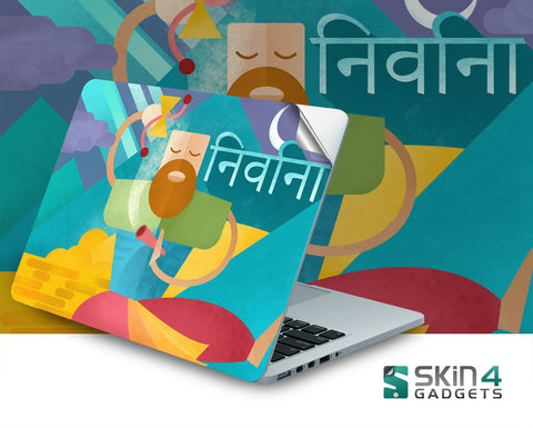 Laptop Skins 11.6 inch @99 Laptop Stickers 11 & 11.6 inch Online India