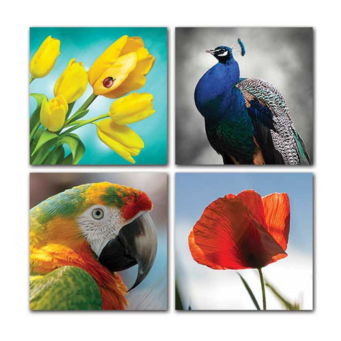 Nature - Canvas Print Non Framed - skin4gadgets