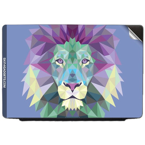 Magestic Lion For DELL INSPIRON 17-1750 Skin