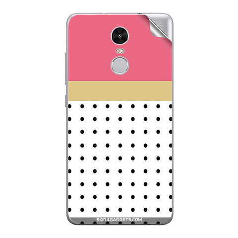 Dots For Xiaomi Redmi Note 3 Skin