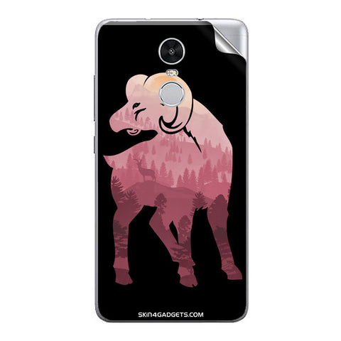 Mountain Goat For Xiaomi Redmi Note 3 Skin