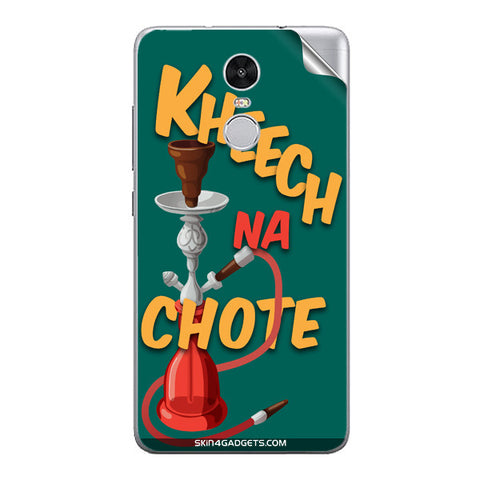 Kheech na Chote For Xiaomi Redmi Note 3 Skin