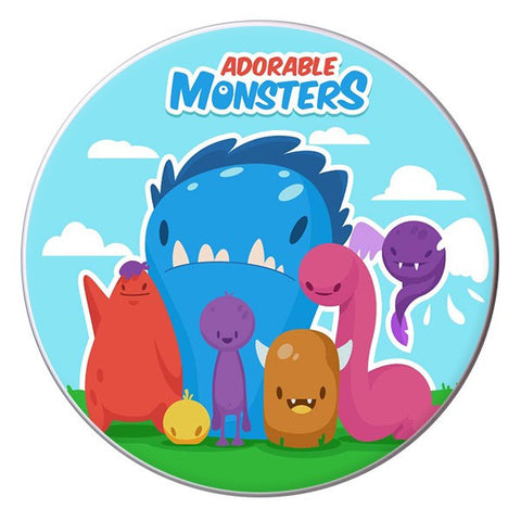 Adorable Monsters Designer Lunch box
