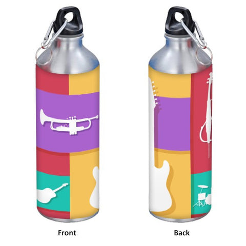Music Vector 750 ml Designer Sipper