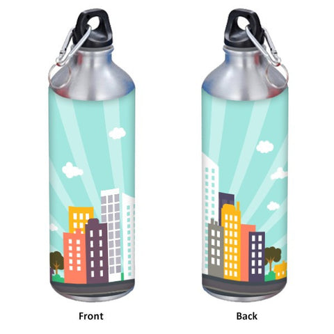 City Vector 500 ml Designer Sipper
