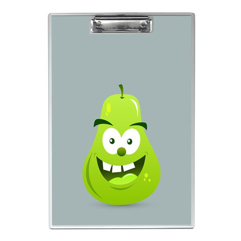 Cartoon Fruits 3 Writing Pad