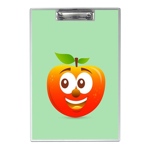 Cartoon Fruits 11 Writing Pad