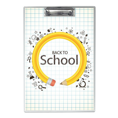 Back to school skecth  Writing Pad