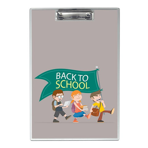 Back to school flag Writing Pad