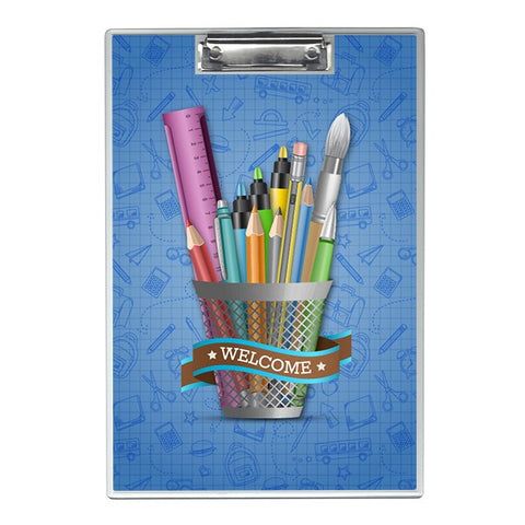 Back to school 1 Writing Pad