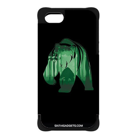 Bear For APPLE IPHONE 5 BLACK CARGO CASE
