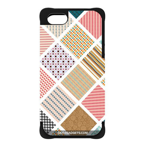 Varied Pattern For APPLE IPHONE 5S BLACK CARGO CASE