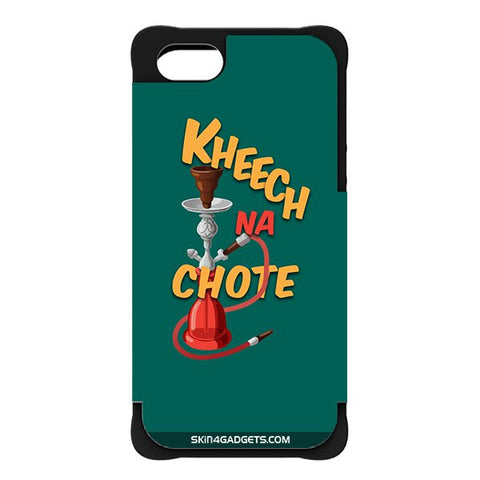 Kheech na Chote For APPLE IPHONE 5S BLACK CARGO CASE