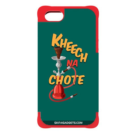 Kheech na Chote For APPLE IPHONE 5 RED CARGO CASE