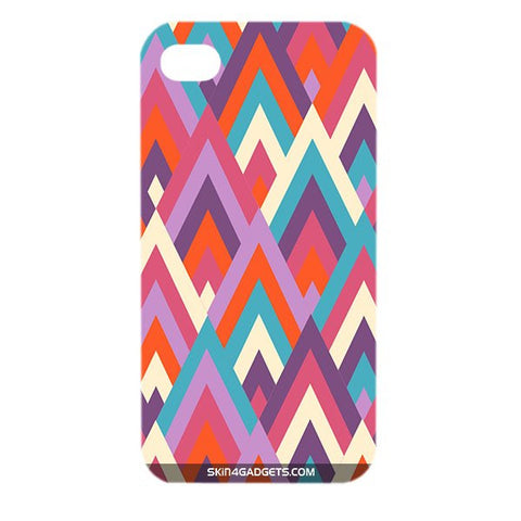Peaks For APPLE IPHONE 4 Designer CASE