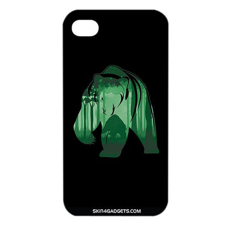 Bear For APPLE IPHONE 4 Designer CASE