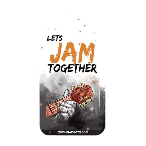 Lets Jam Together For APPLE IPHONE 4 Designer CASE