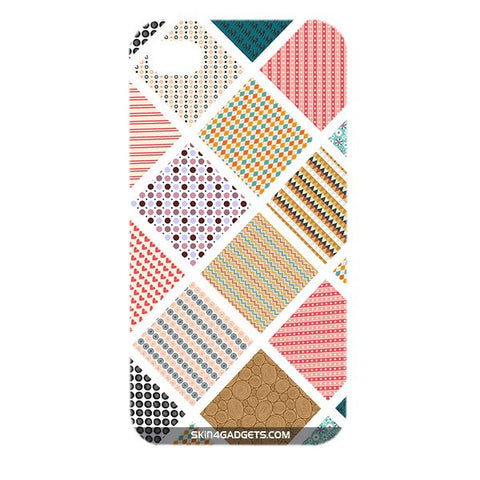 Varied Pattern For APPLE IPHONE 4 Designer CASE