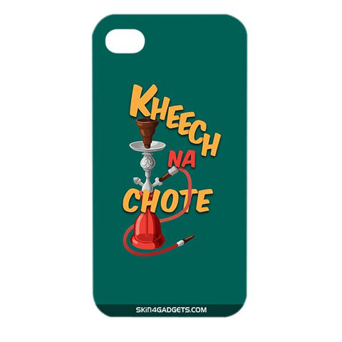 Kheech na Chote For APPLE IPHONE 4 Designer CASE