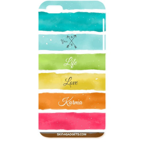 Lets Love Life For APPLE IPHONE 6 PLUS Designer CASE