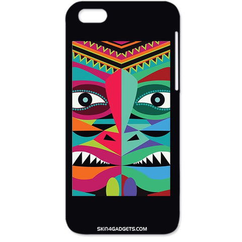 Tribal Face For APPLE IPHONE 6S PLUS Designer CASE