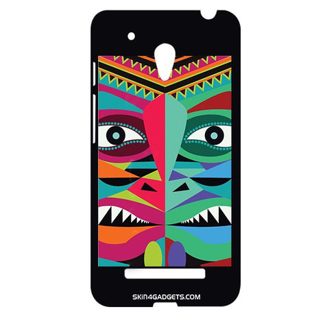 Tribal Face For ASUS ZENPONE 5 Designer CASE