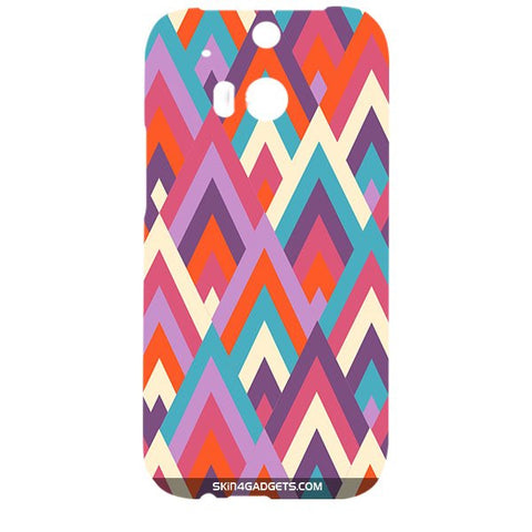 Peaks For HTC ONE M8 Designer CASE