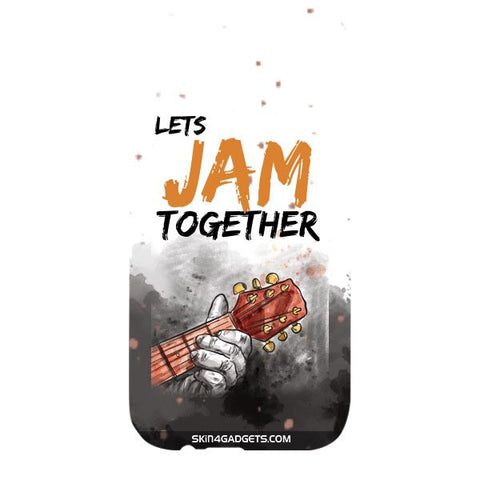 Lets Jam Together For HTC ONE M8 Designer CASE