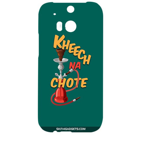 Kheech na Chote For HTC ONE M8 Designer CASE
