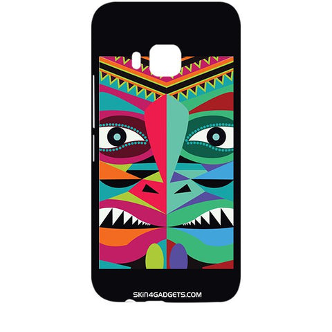 Tribal Face For HTC ONE M9 Designer CASE