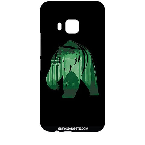 Bear For HTC ONE M9 Designer CASE