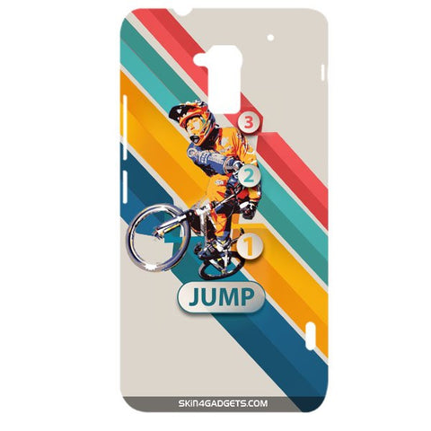1 2 3 Jump For HTC ONE MAX Designer CASE