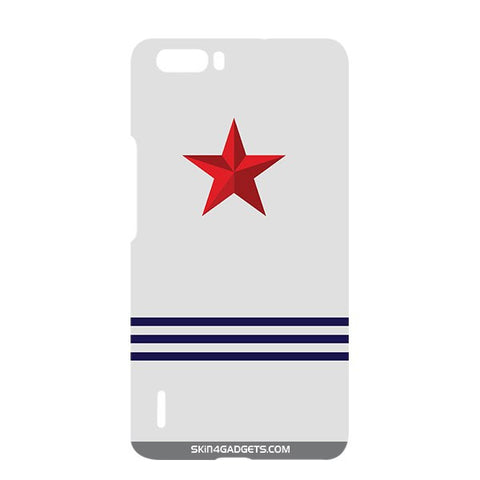 Star Strips For HUAWEI HONOR 6x Designer CASE