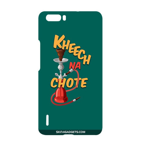 Kheech na Chote For HUAWEI HONOR 6x Designer CASE