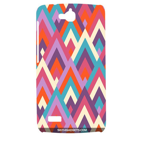 Peaks For HUAWEI HONOR HOLLY Designer CASE