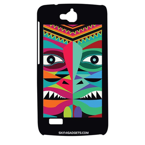Tribal Face For HUAWEI HONOR HOLLY Designer CASE