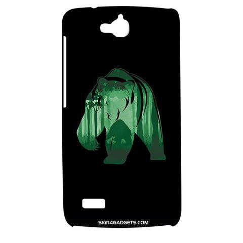 Bear For HUAWEI HONOR HOLLY Designer CASE
