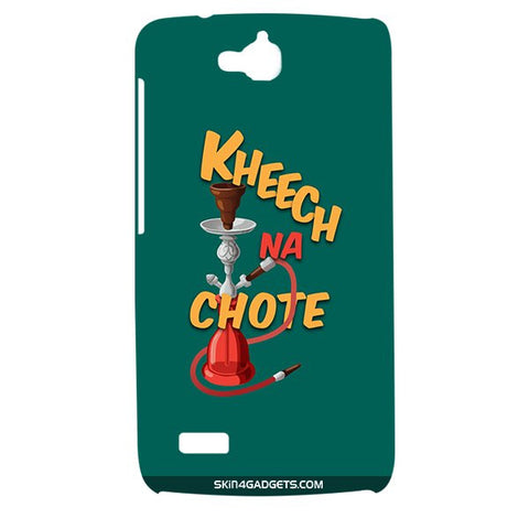 Kheech na Chote For HUAWEI HONOR HOLLY Designer CASE