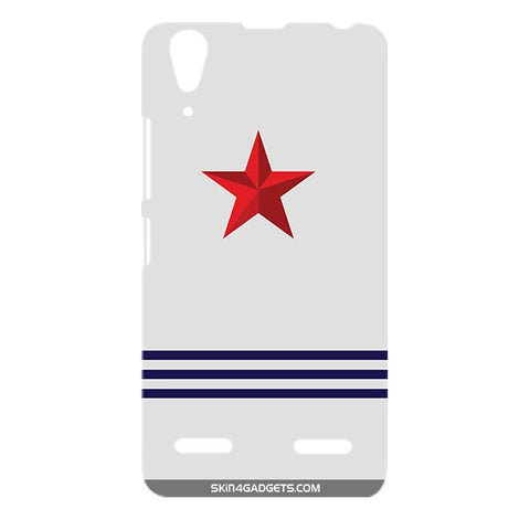Star Strips For LENOVO A6000 Designer CASE