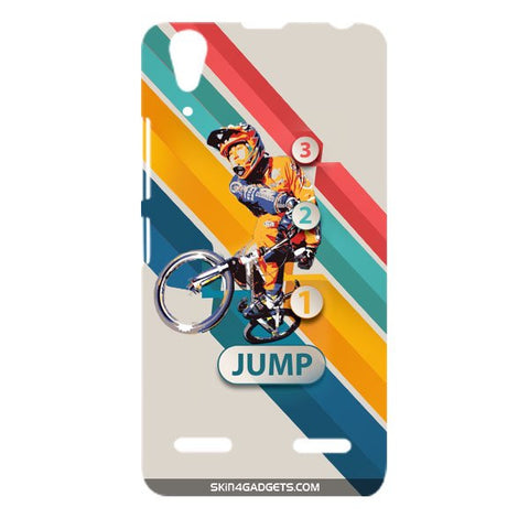1 2 3 Jump For LENOVO A6000 Designer CASE