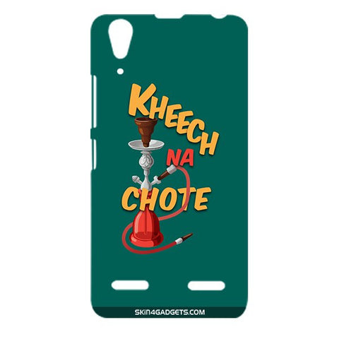 Kheech na Chote For LENOVO A6000 Designer CASE